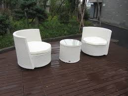white wicker patio chairs good quality