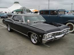 1967 Chevrolet Caprice - Information and photos - MOMENTcar