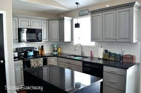 kitchens with white cabinets and black appliances. Kitchen White Cabinets Black Appliances Modern Kitchens With On Inside Best And W