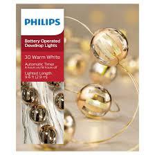Philips Led Christmas Lights Battery Powered Pin On Christmas Time