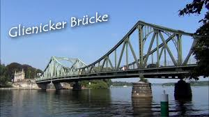 Image result for on the Glienicker Bridge, which connected East and West Berlin.