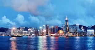 hong kong china city skyline 4k ultra ...