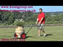 pot mover plant pot trolley you