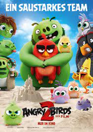 Film Angry Birds 2 - Der Film - Cineman