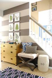 Foyer Wall Colors Foyer Reveal Jenna Burger
