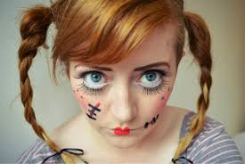 ever so juliet edinburgh lifestyle how to creepy doll makeup