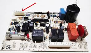 norcold refrigerator in lockout mode (do you need to reset your Norcold 1200 Wiring Diagram style norcold board on this style, you'll need to jumper the second pin from the right hand side to ground on the upper six pin terminal norcold 1200 refrigerator wiring diagram