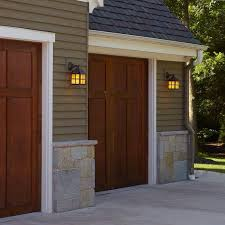 wooden door garage exterior lights like this classic old fashion handmade component of consumption proper enhance
