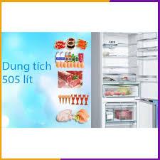 Tủ Lạnh Side By Side Bosch KGN56LB40O - Seri 6 cam kết chính hãng ( BẢO HÀNH  36 THÁNG ) giá cạnh tranh