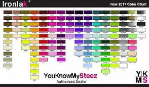 22 New Colors New Ironlak Cans 6 Pack Spray Paint Krylon