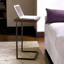 couch laptop table slide under couch laptop table ideas laptop stand