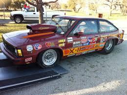 1981 Chevrolet Citation X11 Drag Car Deadclutch
