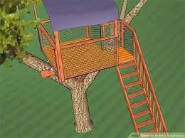 How To Build A Tree House U2014 Building Tips U2014 The  Tree Houses How To Build A Treehouse For Adults