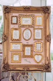 Wedding Seating Chart Frame 17 Unique Seating Chart Ideas For Weddings