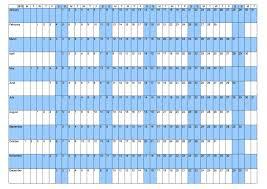 Calendar Notebook Excel Academic Weekly Calendar Hashtag Bg