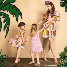 <b>Dolce</b> & <b>Gabbana</b> Girls Mini Me Tropical City <b>Pineapple</b> Trend ...