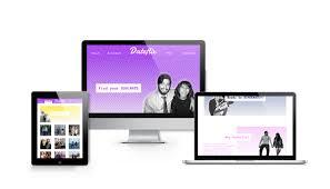 Website Design Grayson Dateflix App Web Design On Behance