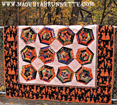 What a Tangled Web We Weave – Spiderweb Block Tutorial | made by a ... & The ... Adamdwight.com