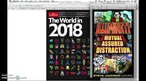 economist cover economist 2018 cover illuminati freemason symbolism youtube