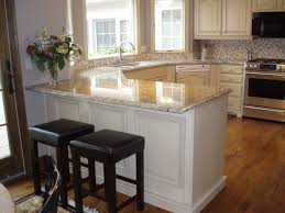 Black Stained Kitchen Cabinets Distressed Edina