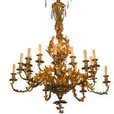 french ormolu chandelier