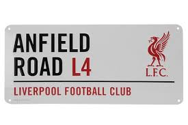 liverpool fc 3d street sign 7 00 from sports direct sportsdirect