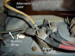g alternator wiring solidfonts 3g alternator install a how to mustang forums at stangnet 3g alternator wiring help ford