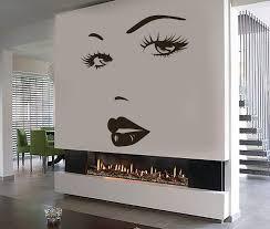 5 unique easy salon wall decorating ideas