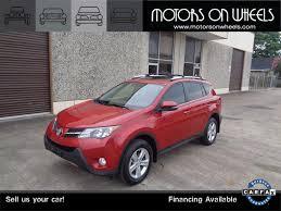 2013 Toyota RAV4 XLE for sale in Houston, TX | Stock #: 15171