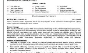 It Supervisor Resume Examples Fresh 18 Project Manager Resume ...