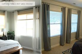 Emily Henderson_Design Mistakes_Curtains not wide enough
