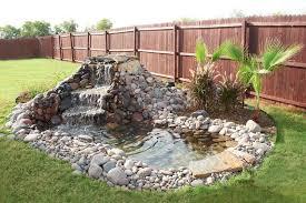 diy garden pond filter