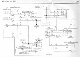 mgf schaltbilder inhalt wiring diagrams of the rover mgf Rover 25 Wiring Diagram Pdf 20, heated rear window Lennox Wiring Diagram PDF