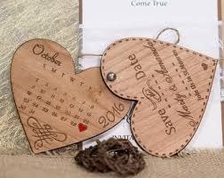 wedding save the dates etsy Wedding Invitations Or Save The Dates wood save the date magnets engraved wooden wedding magnets laser cut rustic wedding invitations and save the date sets