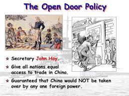 open door policy john hay contemporary john door open door policy apush best of john