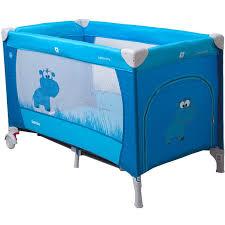 Купить <b>манеж</b>-<b>кровать COTO BABY</b> Samba Proste Синий в ...