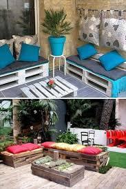 seat luxury inspiration pallet furniture cushions diy sofa redglobalmx org