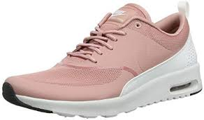 Air Max Thea Size Chart Nike Air Max Thea Womens Sneakers Pink 3 5 Uk 36 5 Ae