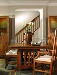 this beautiful stickley highlands dining room is inspired by the work of scottish architect and designer quality furniturefurniture