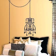 chandelier vinyl wall decal lot 26 studio burnish nouveau chandelier vinyl wall decal 16 x kitchen chandelier vinyl wall decal