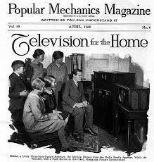 Image result for The first T.V. broadcasting: 1939/ New York/USA