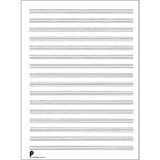Music Paper To Print Free Blank Sheet Music Vector Seamless Music