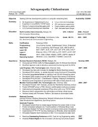 Permalink to Sample Resume For Experienced Embedded Engineer