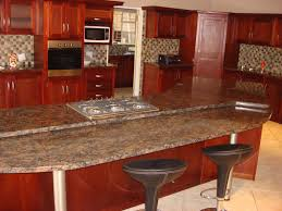 Granite Kitchen Worktop Kitchen Metal Kitchen Cooktop With Espresso Kitchen Cabinet Also