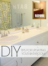 old outdated master bathroom i did it all myself and with a budget of less than 100 i m so excited to finally be able to share all the diy details
