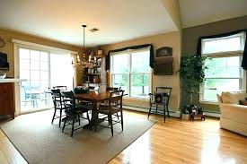 area rug sizes large for dining room size of in inches area rug sizes