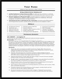 resume for human resources resume for human resources 1725