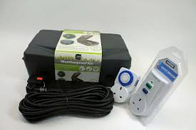 details about weatherproof ip54 outdoor electric power box rcd circut breaker trip timer kit