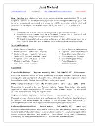 Downloadable Community Relations Manager Resume Community .