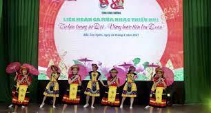 9 đơn vị tham gia Liên hoan ca múa nhạc dành cho thiếu nhi - Báo Bình Dương  Online